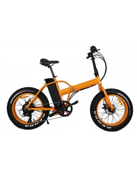 Velo electrique Sniper Orange