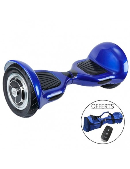 Hoverboard 4x4 Bluetooth ♬ Bleu