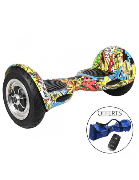 Hoverboard 4x4 Bluetooth ♬ Yellow Graffiti