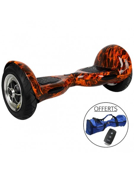 Hoverboard 4x4 Bluetooth ♬ Red Flame