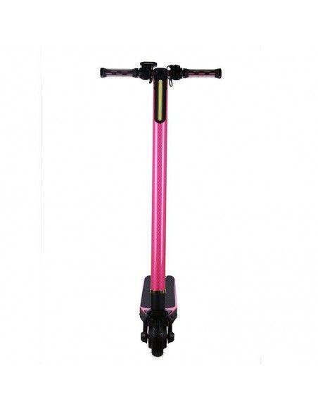 Trottinette électrique Carbone pliable Booster Rose