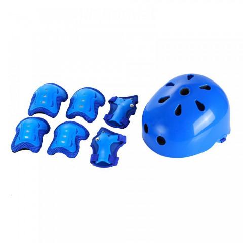 Kit de Protection pour enfants – Bleu