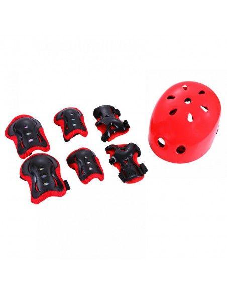 Kit de Protection pour enfants – Rouge