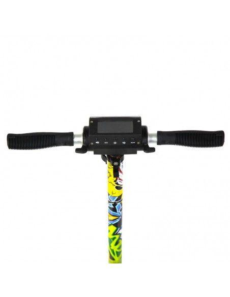 Trottinette électrique Suprem Graffiti