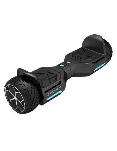 Hoverboard Bumper 4x4 Bluetooth ♬ Noir