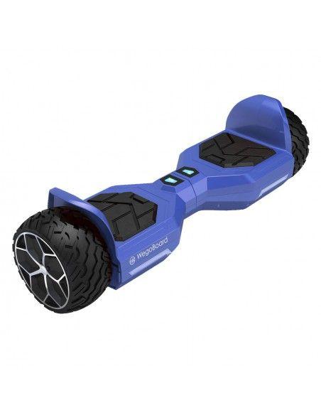 Hoverboard Bumper 4x4 Bluetooth ♬ Bleu