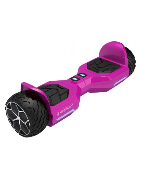Hoverboard Bumper 4x4 Bluetooth ♬ Rose