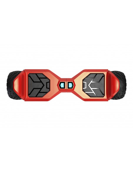 Hoverboard-tout-terrain-bumper-rouge