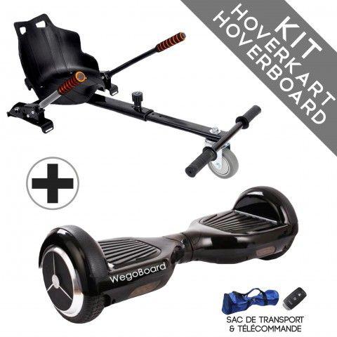 Kit Hoverboard + Hoverkart