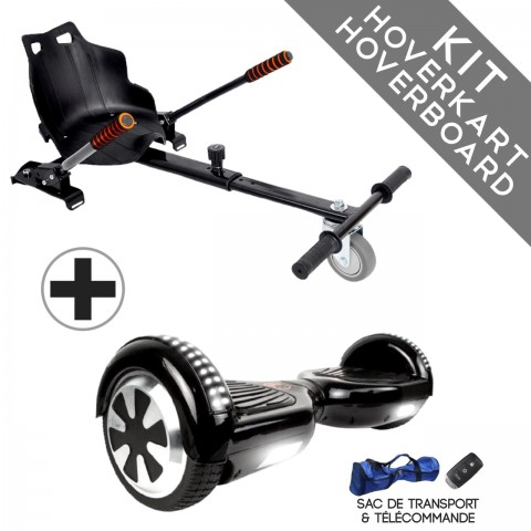 Kit Hoverboard prestige bluetooth + Hoverkart