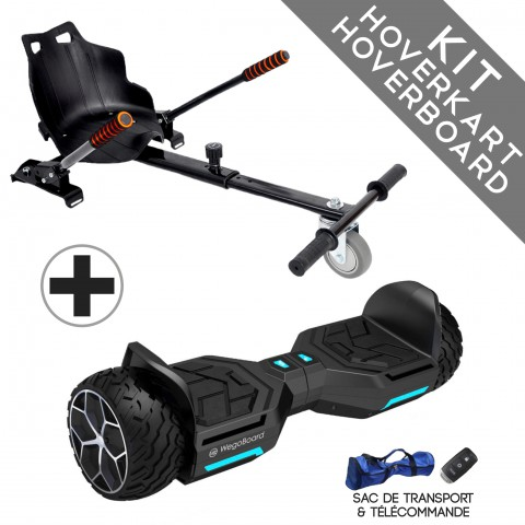 Kit Hoverboard + Hoverkart