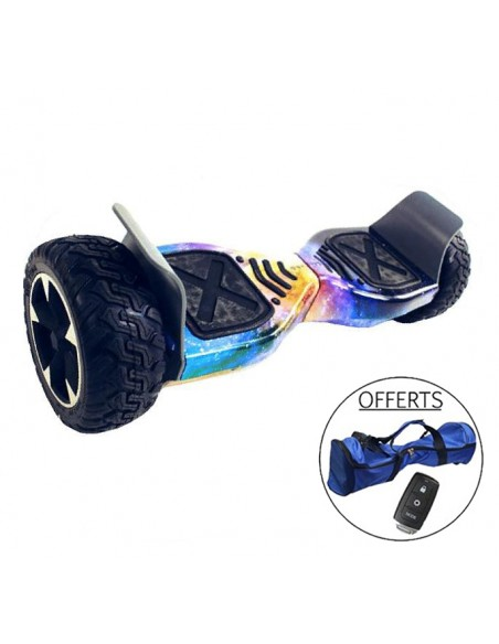 Hoverboard Hummer 4x4 Bluetooth ♬ Galaxy