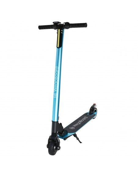 Trottinette électrique pliable Booster Bleue Eco