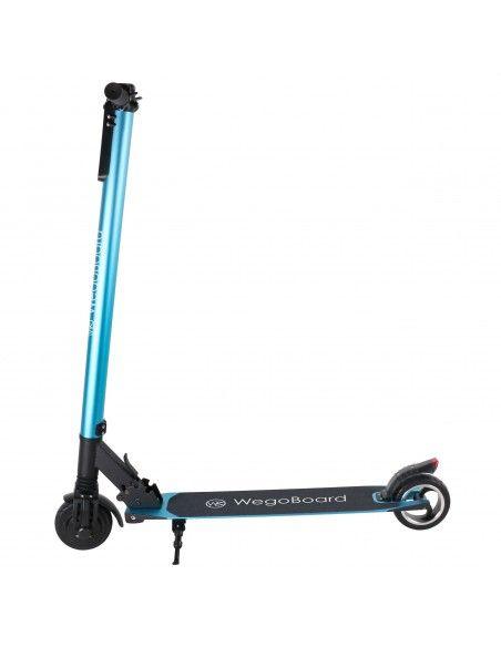 Trottinette électrique Bleu