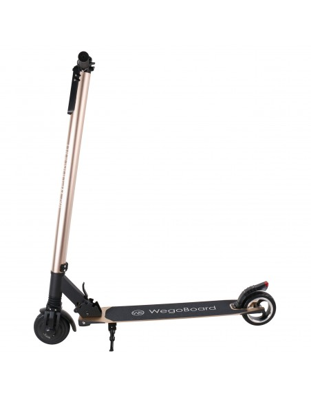 Trottinette électrique pliable Booster Or