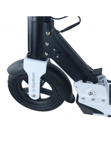 Trottinette électrique pliable Swifty Blanche