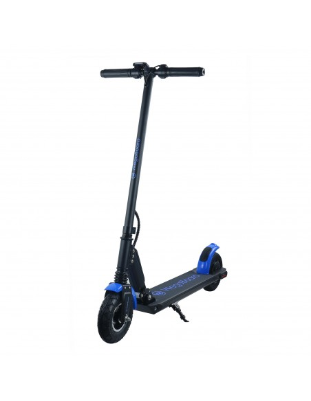 Trottinette électrique pliable Street 7 Noir/Bleue