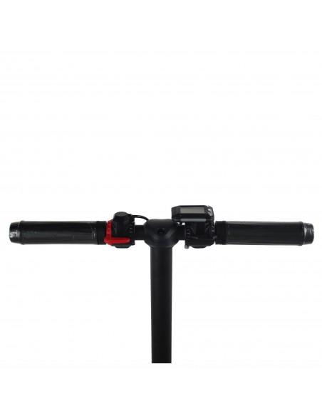 Trottinette électrique pliable Street 7 Noir/Rouge