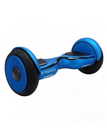 Hoverboard 4x4 Bluetooth ♬ Nano Bleu