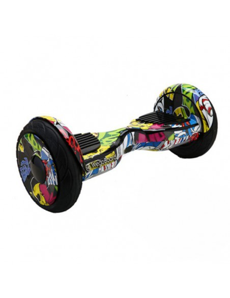 Hoverboard 4x4 Nano Bluetooth ♬ Yellow Graffiti