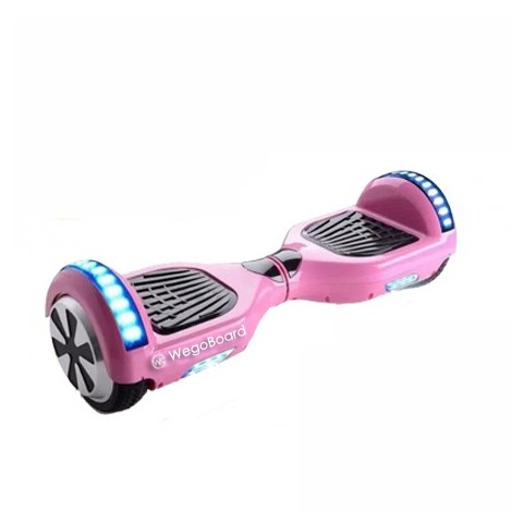hoverboard bluetooth rose