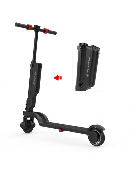 Batterie LG interchangeable pour Trottinette 4Flex
