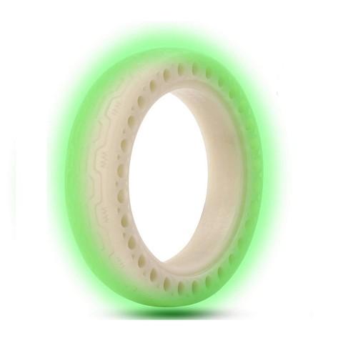 Pneu Plein Alvéolé Fluorescent Xiaomi M365