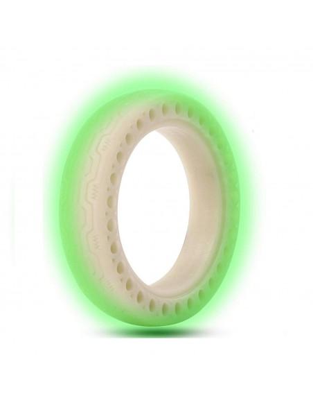 Pneu Plein Alvéolé Fluorescent Xiaomi M365 Haute Qualité