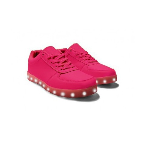 Chaussure led enfant - Rose
