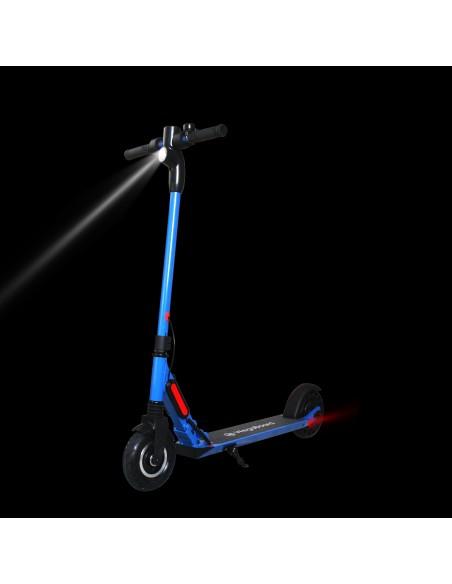Trottinette électrique pliable Booster Max Bleue
