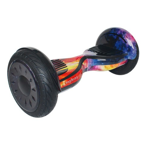 Hoverboard 4x4 Bluetooth ♬ Nano Galaxy