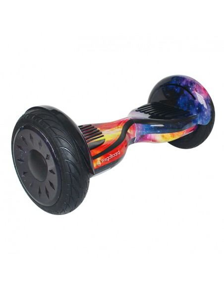 Hoverboard 4x4 Nano Bluetooth ♬ Galaxy