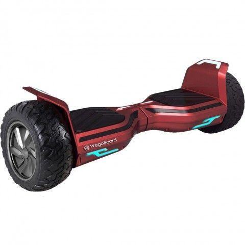 Hoverboard-hummer