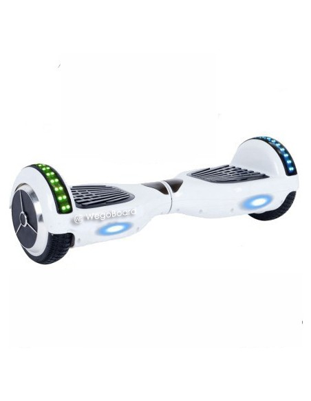Hoverboard Prestige Bluetooth ♬ Blanc