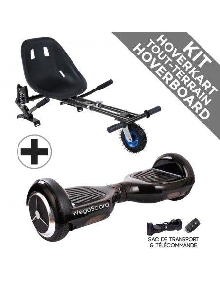 Kit Hoverboard Original + Hoverkart Tout Terrain