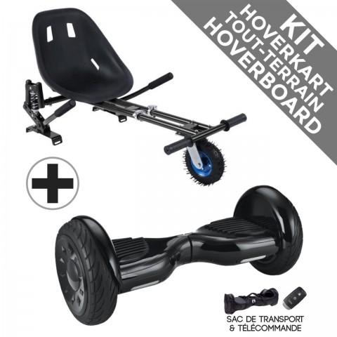 Kit Hoverboard Nano + Hoverkart Tout Terrain
