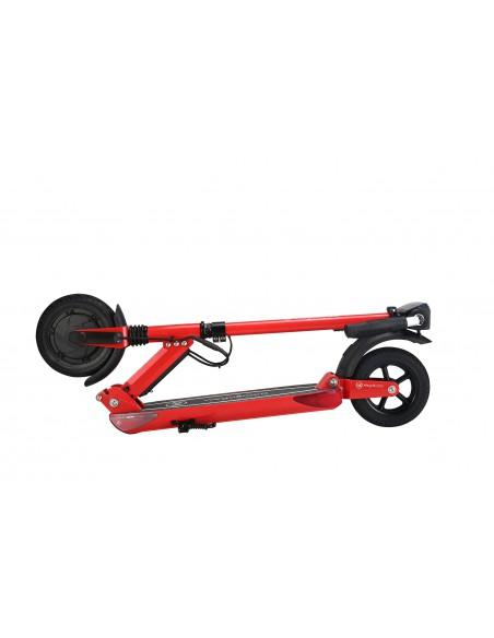 Trottinette électrique pliable Suprem Rouge