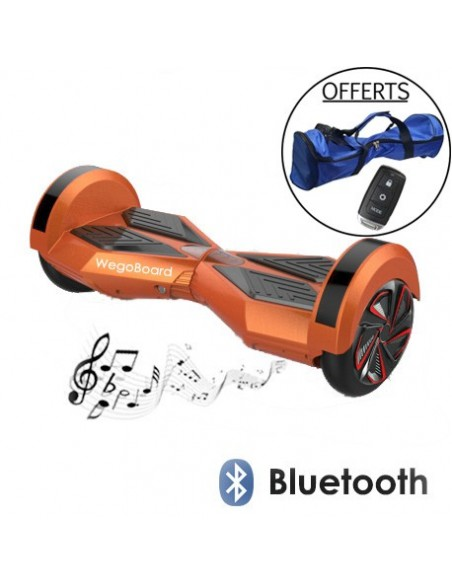 Hoverboard Xtrem Bluetooth ♬ Orange