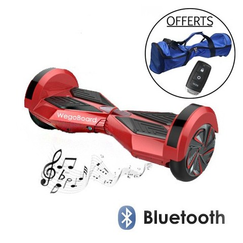 hoverboard-bluetooth-rouge