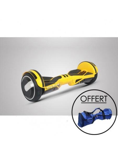 Hoverboard Futur Bluetooth ♬ Jaune