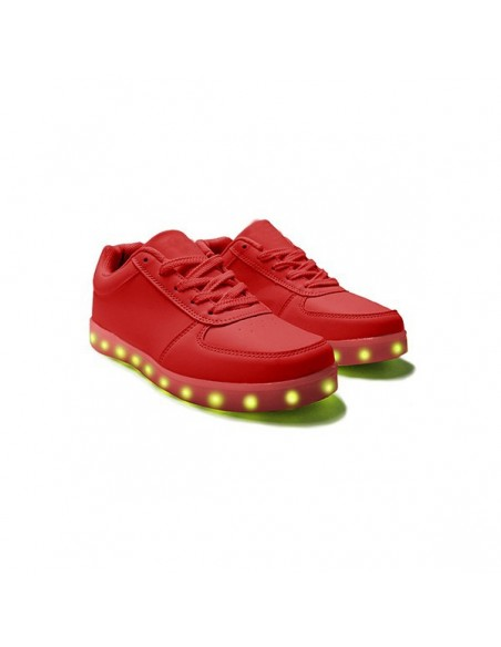 Chaussure-led-rouge