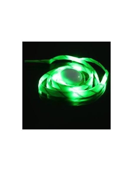 lacet-led-vert