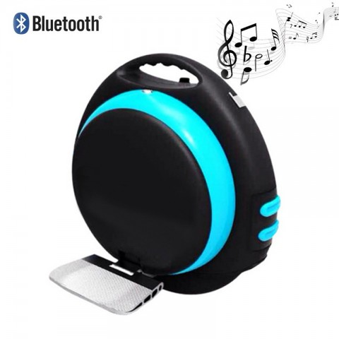 Hoverboard Bluetooth One Wheel ♬ Bleu