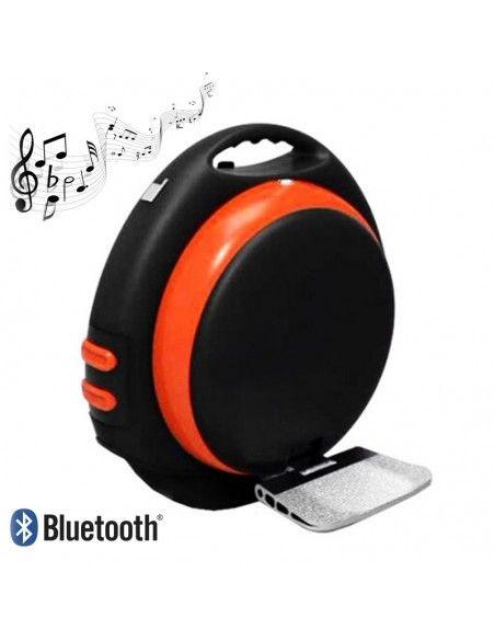 Monocycle électrique Uno+ Bluetooth ♬ Rouge
