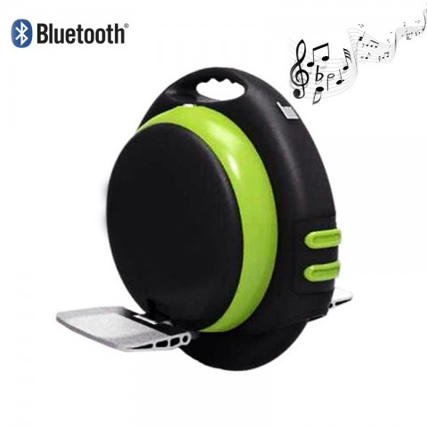 Hoverboard Bluetooth One Wheel ♬ Vert