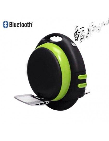 Hoverboard Monocycle Uno+ Bluetooth ♬ Vert