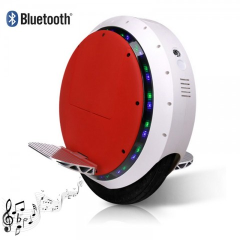 Hoverboard Bluetooth One Wheel ♬ Blanc