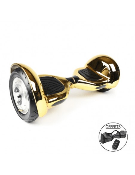 Hoverboard 4x4 Bluetooth ♬ Or