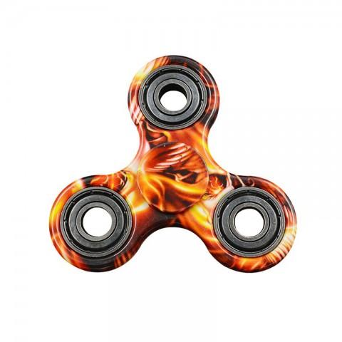 Hand Spinner Fire