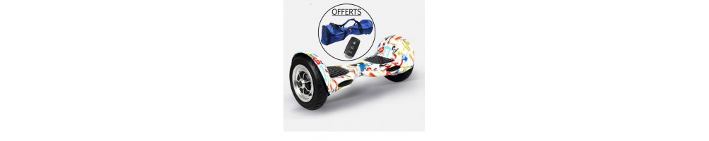 Hoverboard Tout Terrain 4x4 Bluetooth ♬